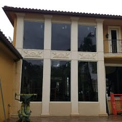 Palm Beach Gardens Florida Outside View Windows Installed by the Window Professionals