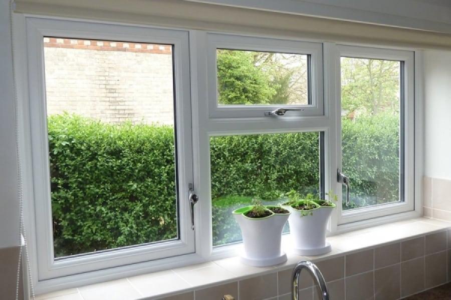 Aluminum Windows PVC