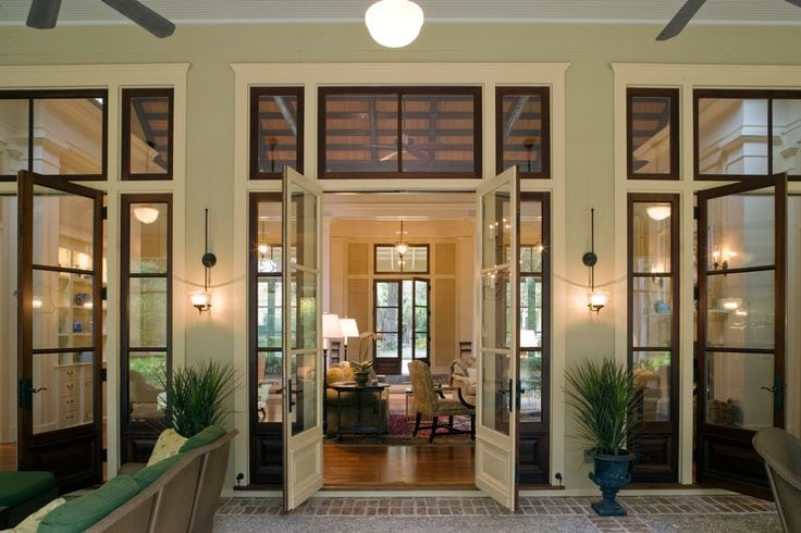 Stewart Brannen Patio Doors