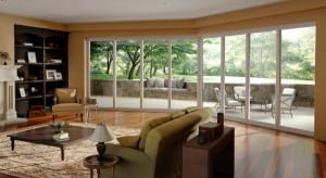 PGT New EnergyVue Sliding Doors