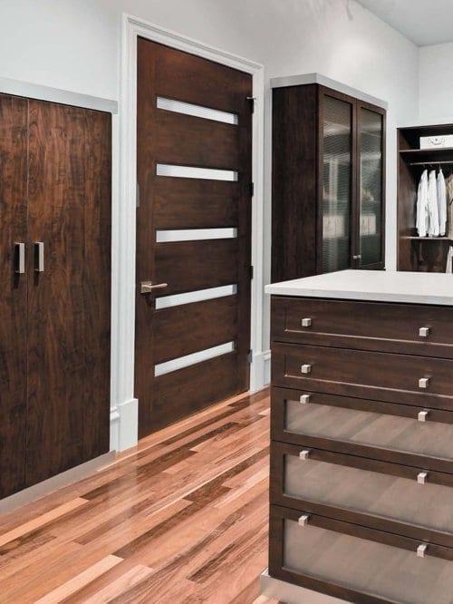 Custom Wood Interior Doors presented by the Window Professionals